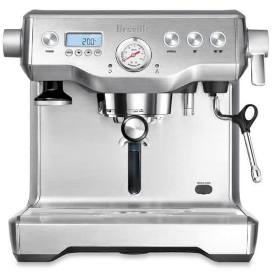BrevilleBES920XL Dual Boiler Espresso Machine