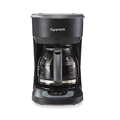 Kenmore 12-Cup Programmable Coffee Maker
