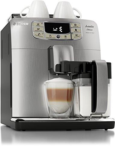 Philips Saeco HD8771/93 Saeco Philips Intelia Deluxe Espresso Machine