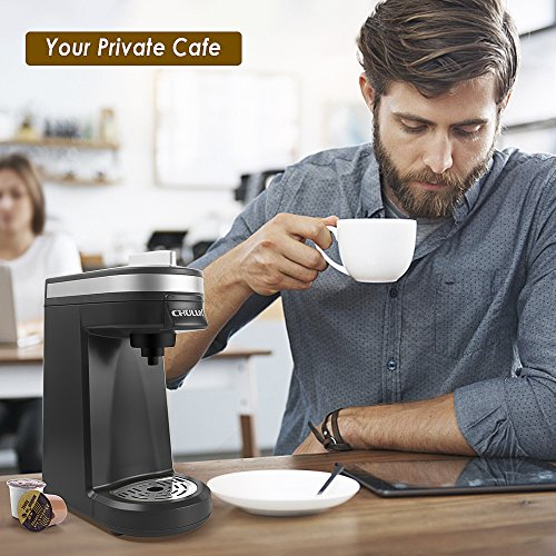 Chulux Single Serve Coffee Maker Brewer for K Cups